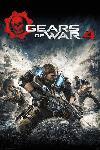 Poster du jeu vidéo GEARS OF WAR 4