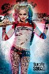 Poster film Suicide Squad (Daddy's Lil Monster)