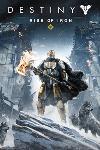 Affiche jeux vidéo Destiny Rise of Iron