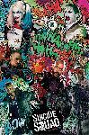 Poster film Suicide Squad (Crazy)