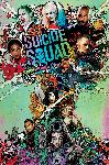 Affiche film Suicide Squad (Nuke)