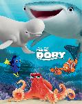 Affiche du film Le monde de Dory Finding Dory (Friend Group)
