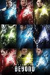 Affiche film Star Trek Beyond (Characters)
