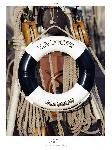 Photo Bouée et cordages - Classic yacht