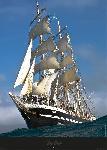 Photo Le trois-mâts barque Belem