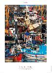 Poster photo Port de pêche en Cornouailles