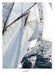 Poster photo Yachting classic - Les Voiles de Saint-Tropez