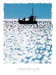 Poster photo Petite pêche dans le Morbihan