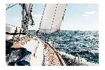 Pont de voilier couleur 120x80cm - gallery