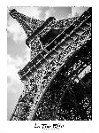 Poster photo La Tour Eiffel - Paris