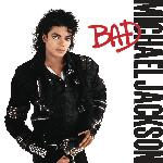 Poster Michael Jackson single Bad