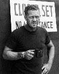 Photo noir et blanc Mcqueen Steve