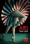 Poster série tv American Horror Story Freak Show