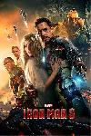 Affiche du film Iron Man 3 (One Sheet)