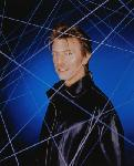 Photo couleur David Bowie