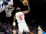 Affiche photo Michael Jordan dunk