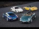 Photo 2009 Porsche 911 Carrera and Carrera S Coupe and Convertible