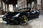Photo voiture 2009 Edo Competition Ferrari California noire