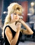 Photo couleur Brigitte Bardot