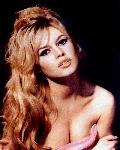 Portrait Brigitte Bardot