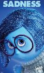 Poster film vice versa tristesse (inside out sadness)