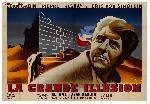 Affiche du film La Grande illusion (gabin)