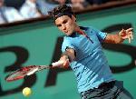 Poster photo Roger Federer