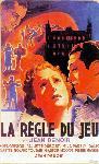 Poster du film La Règle du jeu