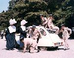 Photo couleur film Les Gendarmes à St Tropez