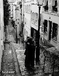 Poster Le Baiser (The Kiss)