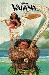 Poster film Vaiana (Vaiana