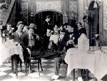 Affiche de Chaplin
