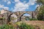 Pont Vieux sur l'Agout