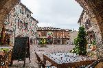 Castelnau-de-Montmiral - En terrasse