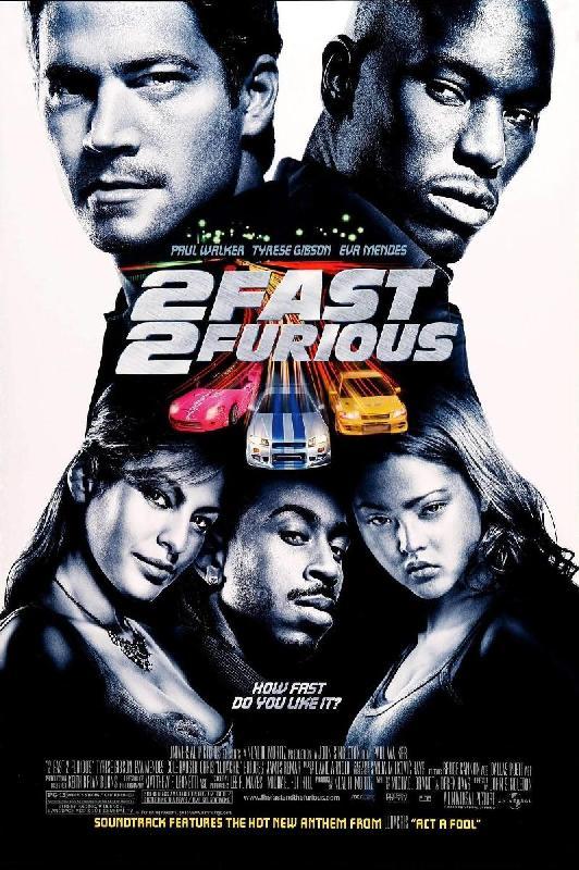 affiche du film 2 fast 2 furious acheter affiche du film 2 fast 2 furious 4915 affiches et. Black Bedroom Furniture Sets. Home Design Ideas