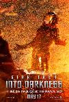 Poster du film Star Trek Into Darkness