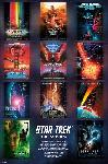 Affiche des films Star Trek