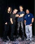 Affiche du Groupe de rock Metallica