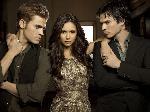 Affiche de  Vampire Diaries
