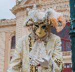 Poster photo Gentilhomme carnaval