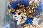 Derriere le masque- carnaval