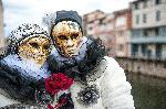 Pierrot e Colombina- carnaval