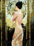 Affiche de David GRAUX Rosée céleste