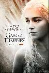 Affiche de la série TV Game of Thrones
