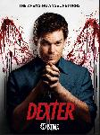 Affiche de la série tv Dexter