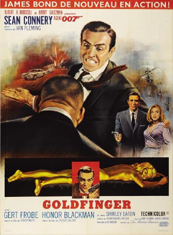 James Bond Goldfinger Ganzer Film