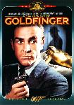 Poster du film James Bond Goldfinger
