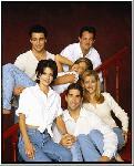 Affiche de serie tv Friends