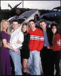 Affiche de serie tv Friends