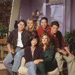 Affiche de  la serie tv Friends
